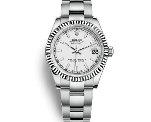 Datejust has been considered as the paragon of the modern elegance.